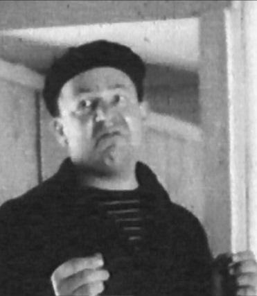 "Oscar Burritt in ""and—"" (ca. 1940)"