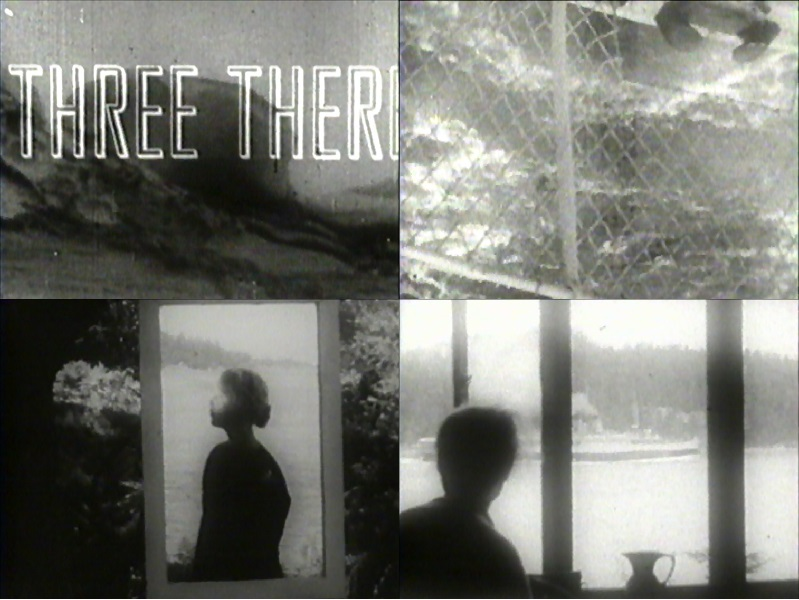 Frames from Three There (1940)