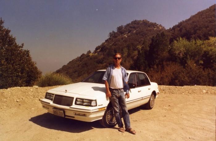 Photos of Ursin Courtesy Nickolai Ursin's Estate and UCLA Film & Television Archive